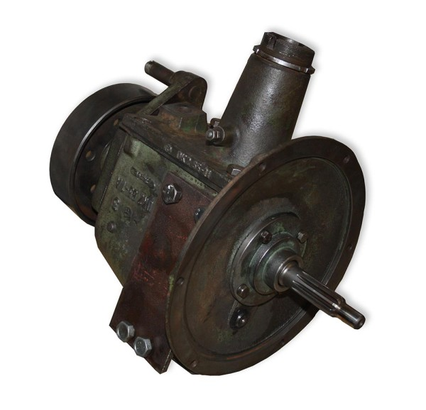 Getriebe Multicar M21 Fusslenker