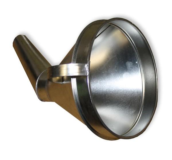 Trichter mit Sieb für Kraftstoff / Kraftstoff-Trichter