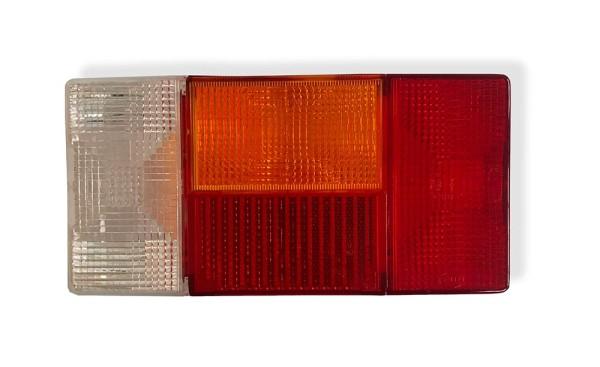 Multicar M26 Rückleuchtenglas / Lichtaustrittscheibe Rechts