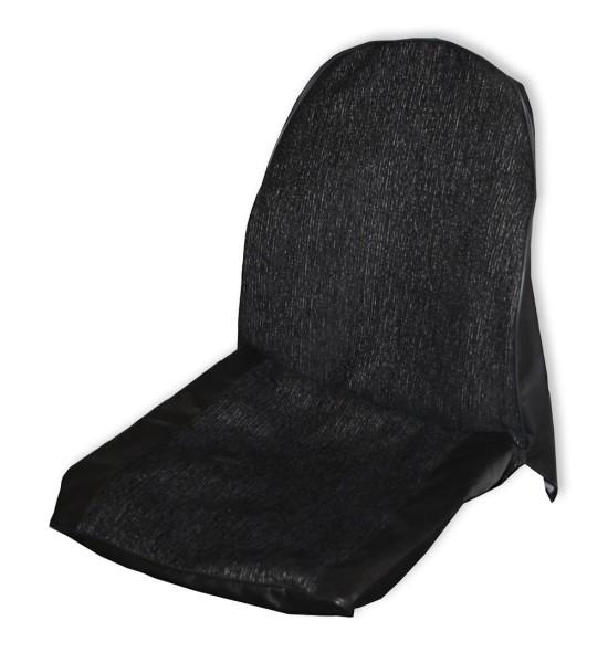 Multicar M25 Sitzbezug / Schonbezug schwarz