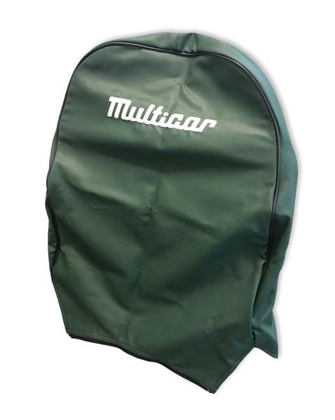 "Multicar M25 Sitzbezug / Schonbezug grün ""Multicar"""