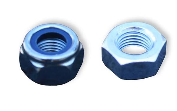 Sechskantmutter Muttern Set (4St.) M14 x 1,5 Federbügel Multicar M24 M25 M26 M27, M30, Fumo, M31