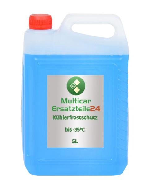 Kühlerfrostschutz -35°C 5L blau
