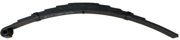Blattfeder für die Voder- oder Hinterachse von Multicar M24 oder M25 7-lagig