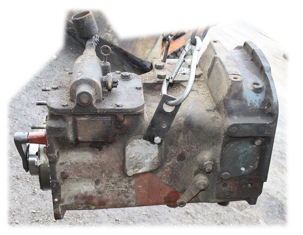 Bagger TIH 445