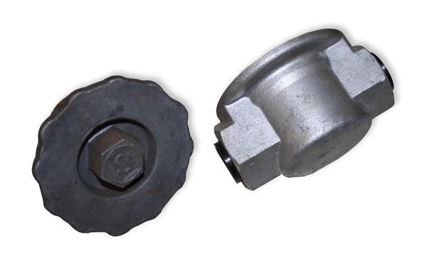 Multicar M25 Mikrofilter für Hydraulik / Mikro-S-Filter