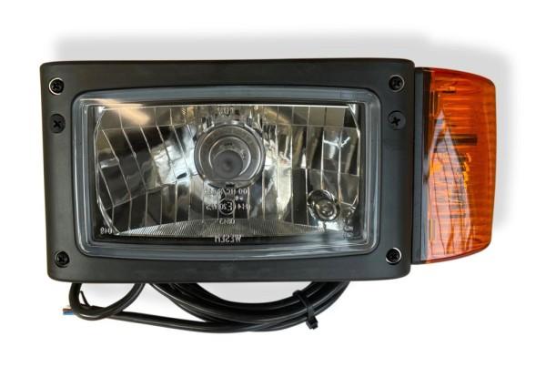 Multicar Arbeits - Scheinwerfer mit Blinker, Links