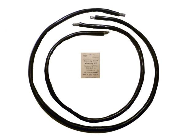 Wartburg 353 - Batterie-Kabel