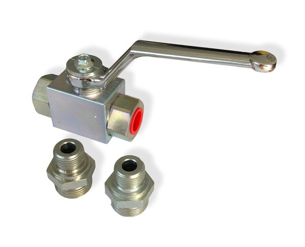 Multicar M25 Absperrventil Hydraulik