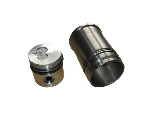 Multicar M25 Zylinderlaufbuchsen, 90mm Kolben 4x4 Komplett-Set je4 x