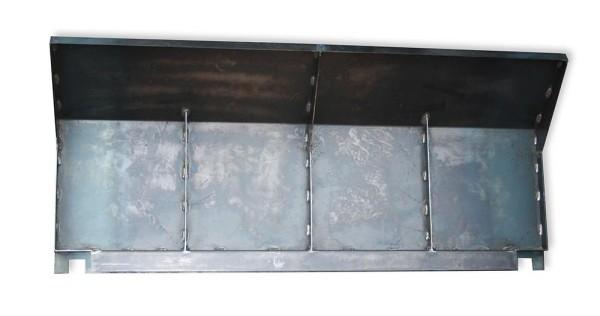 Bordwanderhöhung / Baggerschutz für Multicar M24 und M25