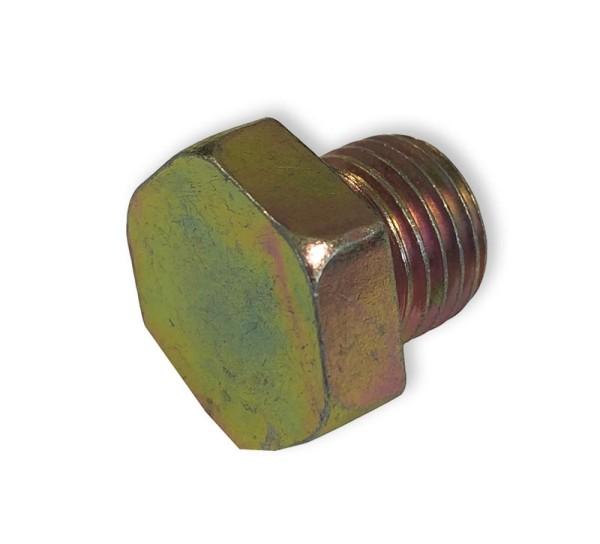 Verschluss-Schraube / Verschlussstopfen / Ablass-Schraube M14x1,5x16