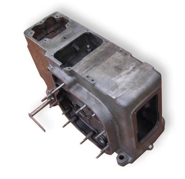 Cunewalder Verdampfer 1H65 Motorblock, gebraucht