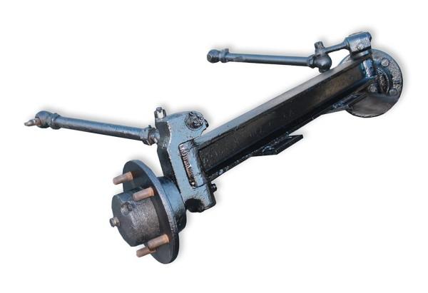 gebrauchte Vorderachse für Multicar M21