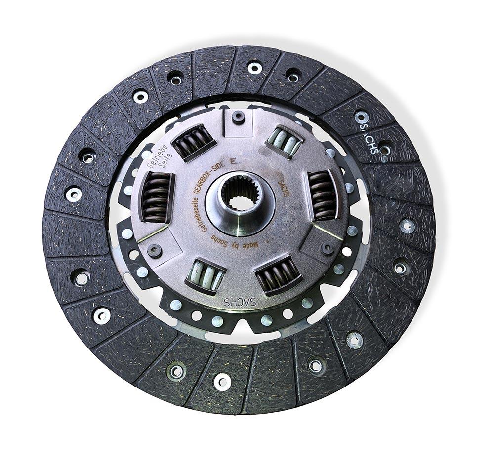 M26.1 Kupplung & Getriebe