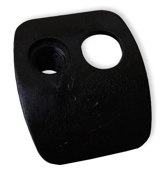 Pedalplatte für Multicar M24 und M25
