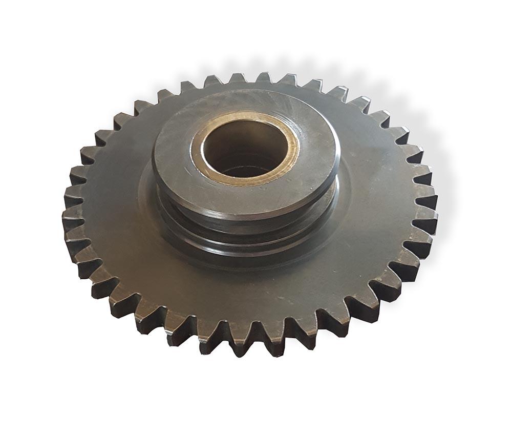 M22 Kupplung & Getriebe