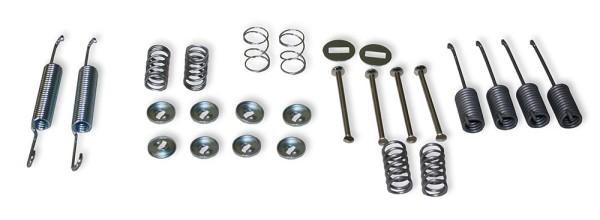 Reparatursatz Federn für die Hinterachse für Multicar M26