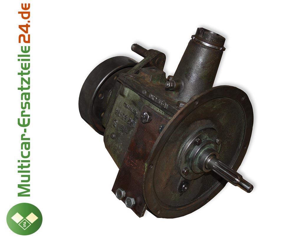 M21 Kupplung & Getriebe