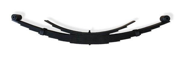 Multicar M30 Fumo Blattfeder 12-lagig mit Zusatzfeder