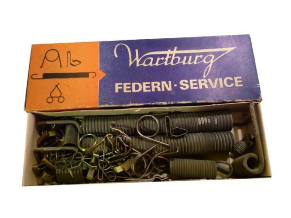 Wartburg Federn- Satz