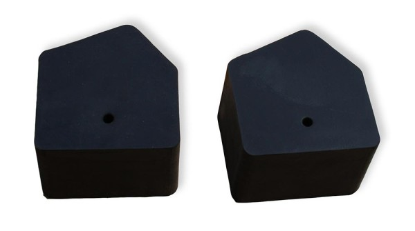 Gummiauflagen SET / Gummiauflage für das Fahrerhaus für Multicar M24 und M25