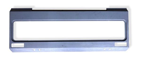Multicar M26 Stirnblech (KTL-beschichtet)