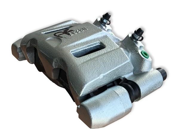 Multicar M26 Schwimmsattelbremse, rechts, komplett mit Belag