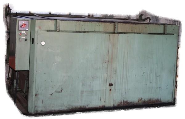 Teilewaschmaschine, Industriewaschmaschine