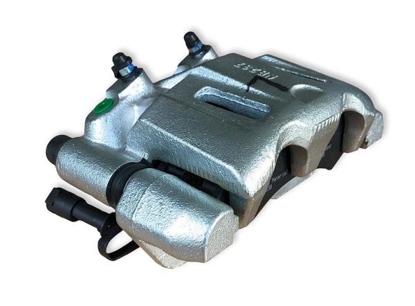 Multicar M26 Schwimmsattelbremse, links, komplett mit Belag