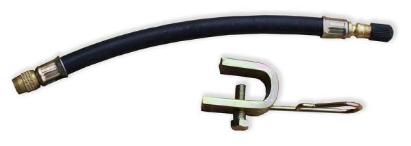 Multicar M25 Ventilverlängerung mit Halter