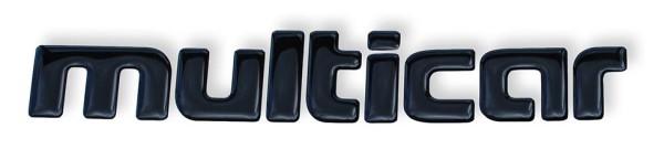 Schriftzug Selbstklebend für Multicar