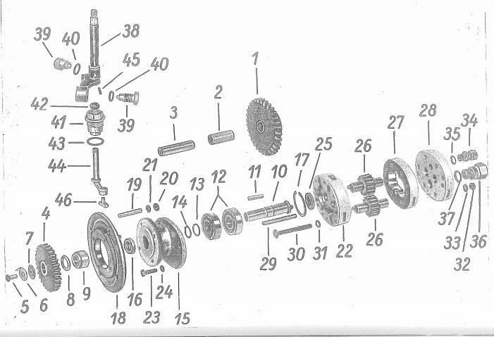 M22 Hydraulik