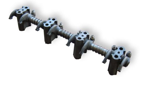 Multicar M24 / M25 Kipphebelwelle, gebraucht
