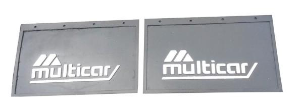 Schmutzfänger Set Hinten für Multicar M22, M24 und M25