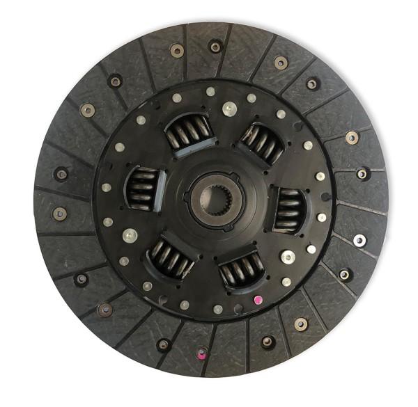 Multicar M26.2 Kupplungsscheibe kompatibel mit Iveco Motor D240 M26.4 Kupplung organisch
