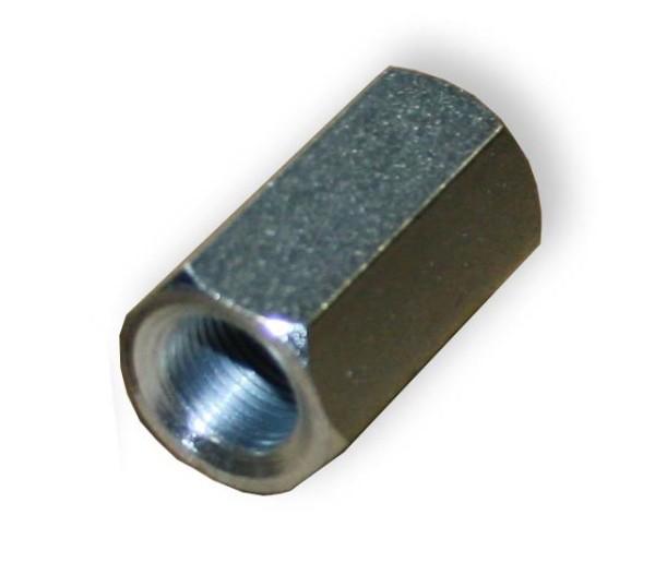 Multicar M25 Rohrverbindungsstutzen / Verschraubung Bremsleitung M12 x 1