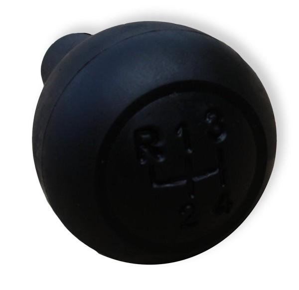 Schaltknauf schwarz für Multicar M24 und M25