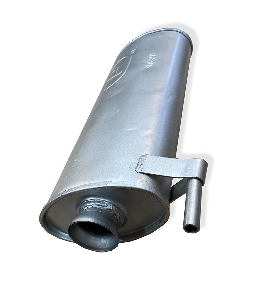 M30 FuMo Auspuffanlage
