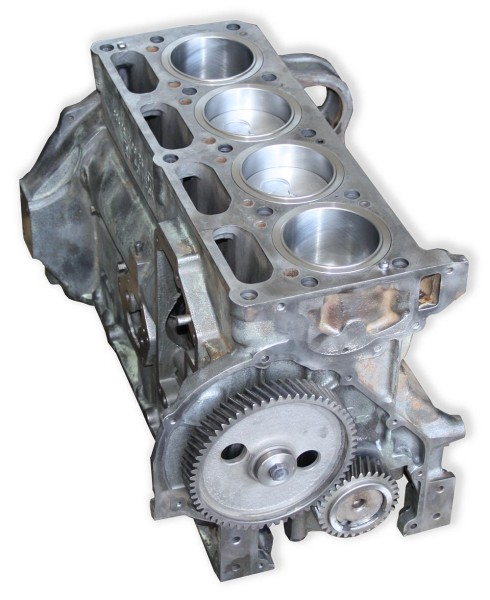 Multicar M25 Rumpfmotor, generalüberholter Motorblock