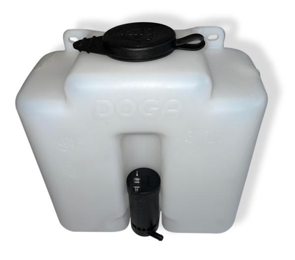 Multicar M30 Fumo Tremo Wischwasserbehälter / Scheibenwaschbehälter